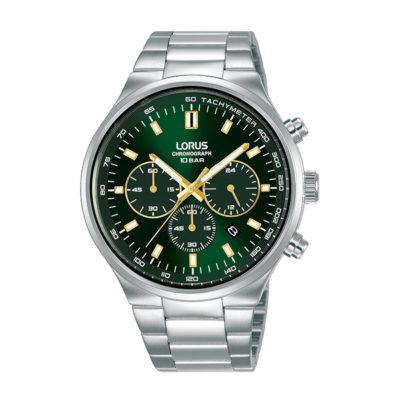 Lorus RT357J Chronograph Men's Watch - Green