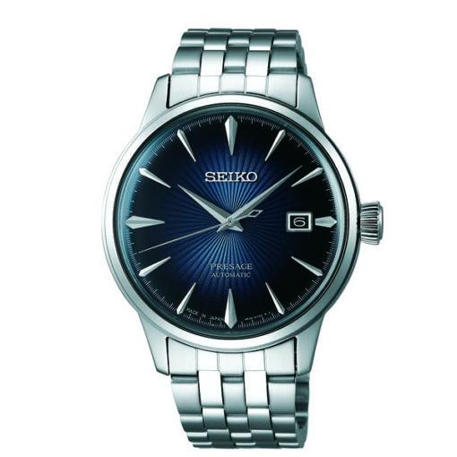 Seiko Presage SRPB41 Automatic Watch - Silver
